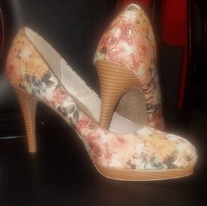Christian Siriano Shoes - Women's multicolored High heel shoes